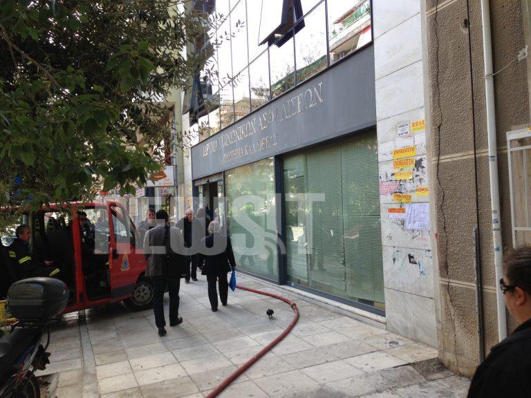 Υποκατάστημα του ΙΚΑ έμεινε πλημμυρισμένο 4 μέρες! – Δείτε φωτό και βίντεο από την επέμβαση της Πυροσβεστικής | Newsit.gr