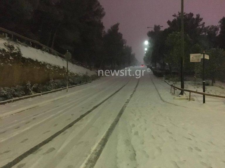 Καιρός: Πού έχει διακοπεί η κυκλοφορία λόγω χιονιά | Newsit.gr