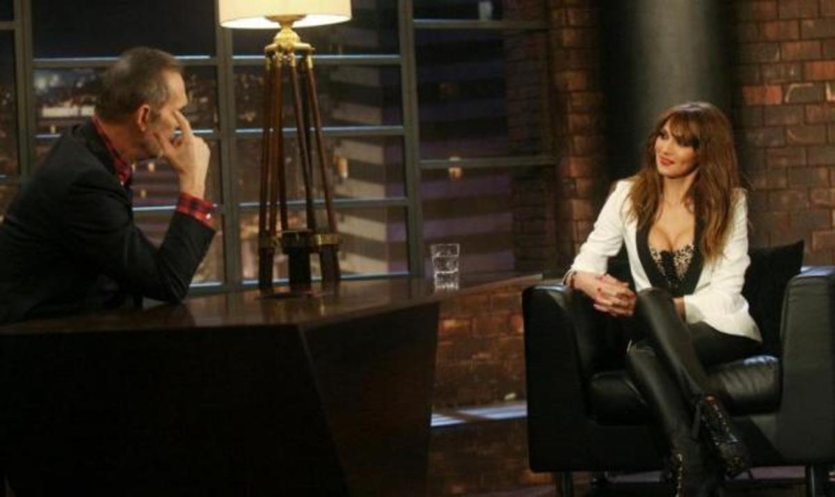 Α. Ηλιάδη: Τι αποκάλυψε για τον σύντροφό της, τις πλαστικές και το φλερτ από… γυναίκες!   Newsit.gr