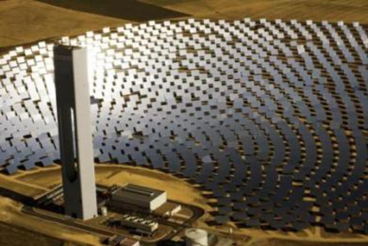 ΗΠΑ: Το μεγαλύτερο ηλιακό πάρκο στο κόσμο…   Newsit.gr