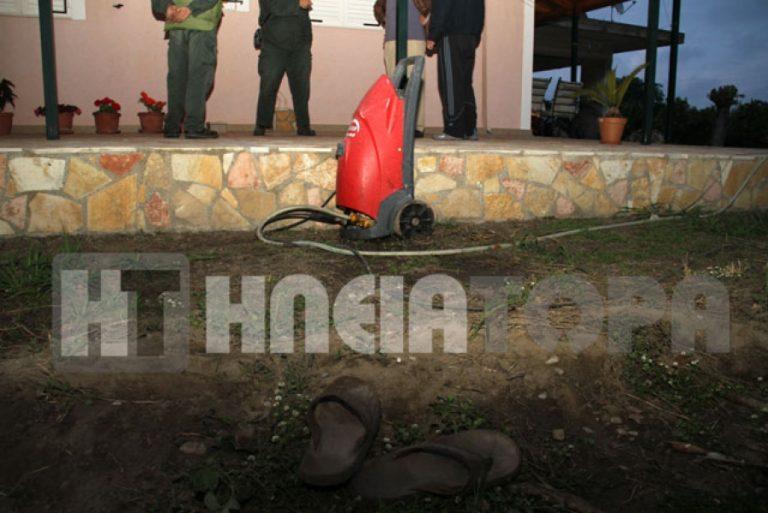 Ηλεία: Κεραυνοβολήθηκε από το ρεύμα στην αυλή του σπιτιού του! | Newsit.gr