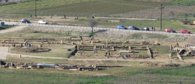 Ηλεία: Μετά την Ολυμπία, ξέφραγο αμπέλι και ο αρχαιολογικός χώρος της Ήλιδας! | Newsit.gr