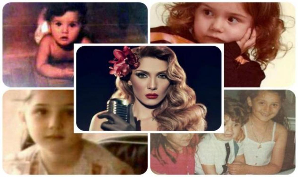 Η Αγγελική Ηλιάδη στα παιδικά της χρόνια!  Οι αναμνήσεις και οι φωτογραφίες της | Newsit.gr