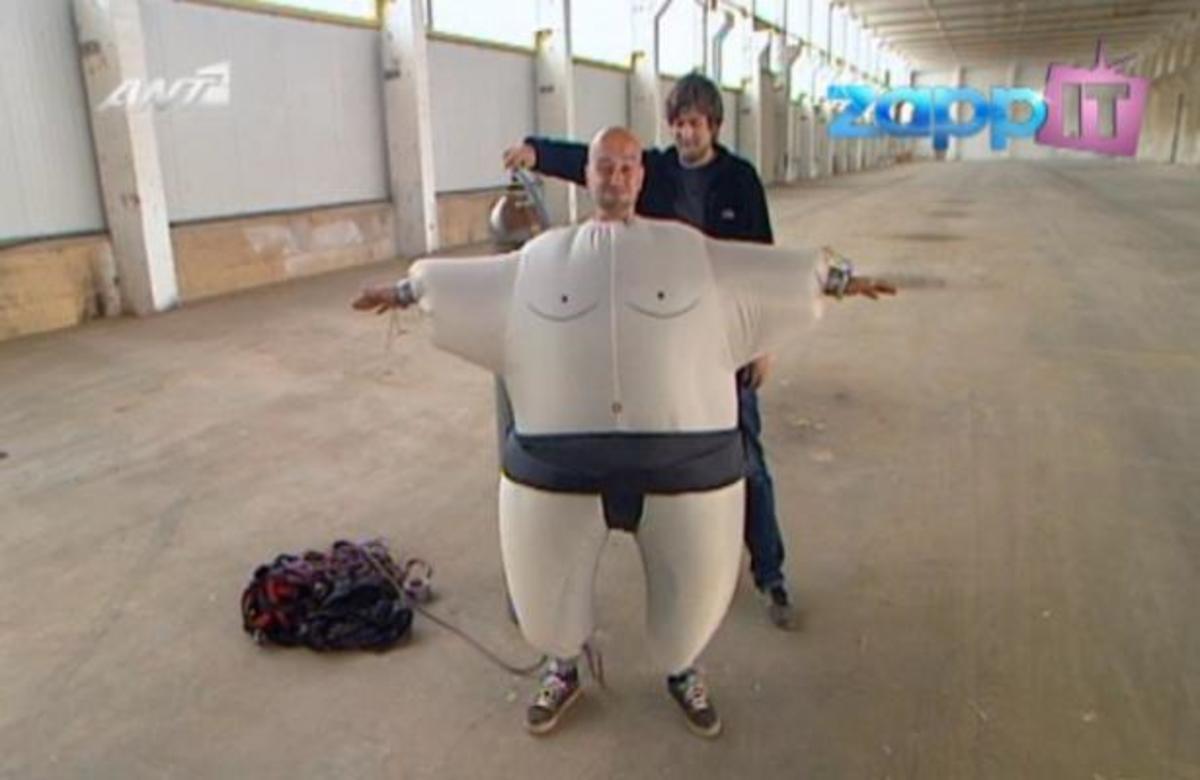 Μπορεί ένας άνθρωπος να πετάξει με τη βοήθεια… του ηλίου; | Newsit.gr