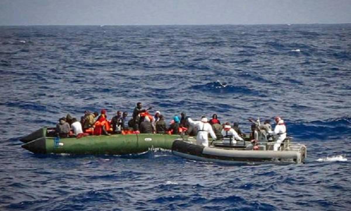 Συνέλαβαν 16 παράνομους μετανάστες που πήγαν να περάσουν στην Ευρώπη | Newsit.gr
