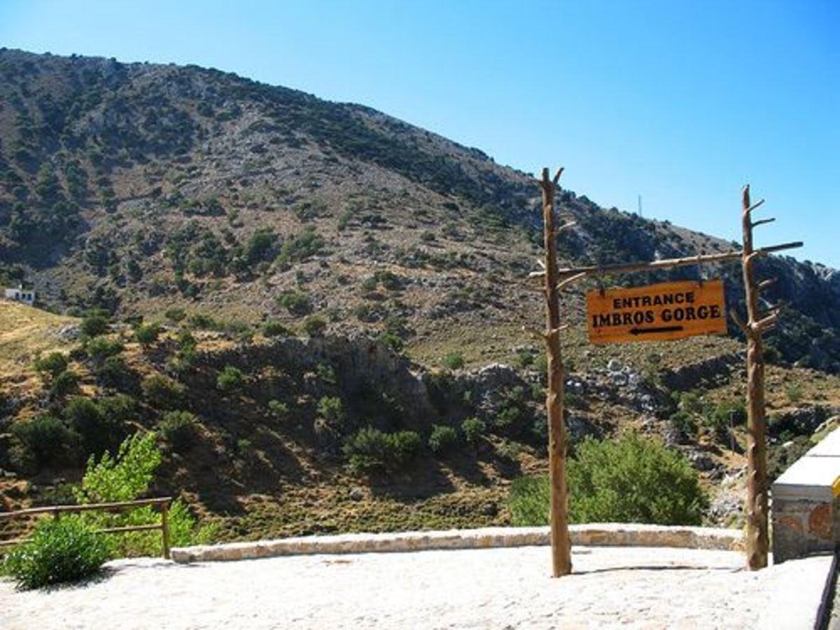 Χανιά: Περιπέτεια στο φαράγγι της Ίμπρου για Γαλλίδα τουρίστρια | Newsit.gr