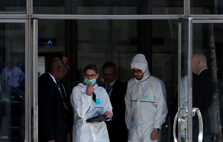 Έκρηξη στα γραφεία του ΔΝΤ: «Πέταξε» σε ταχυδρομικό σάκο μέσα σε γεμάτο αεροπλάνο!