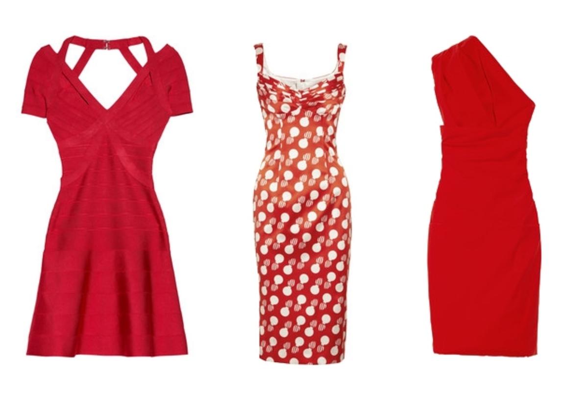 Το Net-a-Porter φέρνει στο TLIFE κατακόκκινα φορέματα! | Newsit.gr