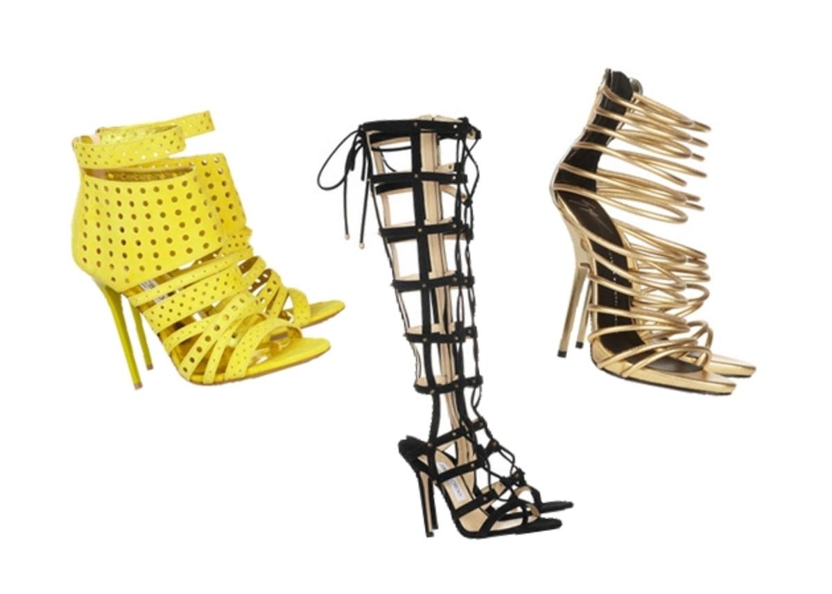 To Net-a-Porter φέρνει στο TLIFΕ τα πιο ιδιαίτερα παπούτσια! | Newsit.gr