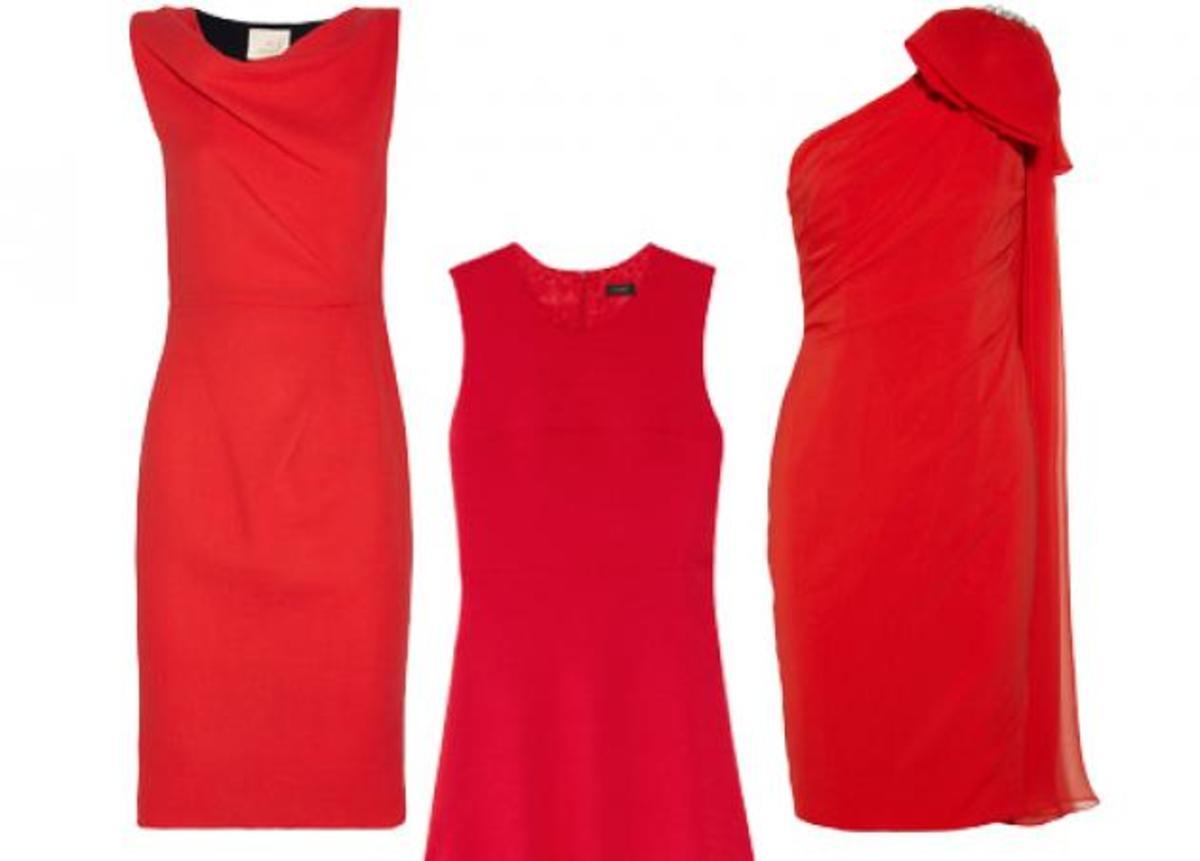 12 φορέματα στο κόκκινο της φωτιάς! | Newsit.gr