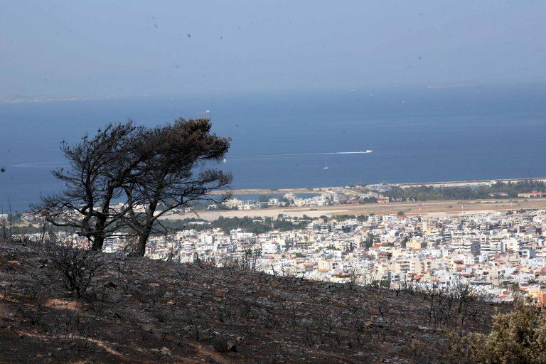 Στον Κορυδαλλό ο φερόμενος εμπρηστής στον Υμηττό   Newsit.gr