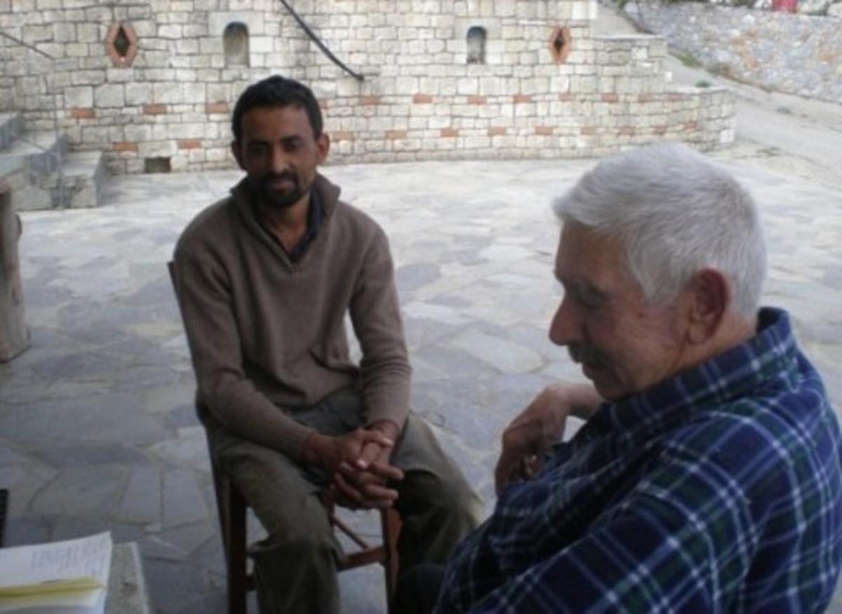 Ρέθυμνο: Έφυγε από την πατρίδα του, για να γίνει βοσκός στην Κρήτη!   Newsit.gr
