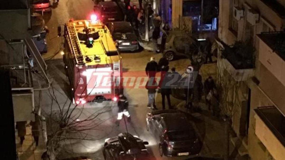 Πάτρα: Συναγερμός στην Πυροσβεστική για φωτιά σε αυτοκίνητο | Newsit.gr