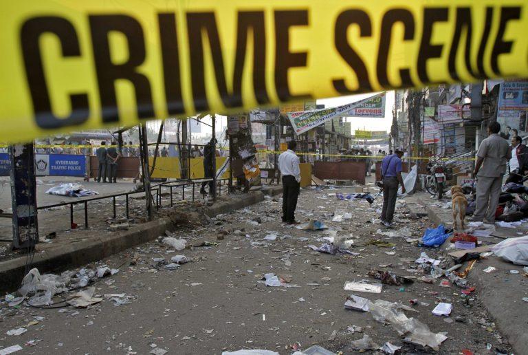 Μακελειό στην Ινδία: 14 νεκροί σε βομβιστικές επιθέσεις | Newsit.gr