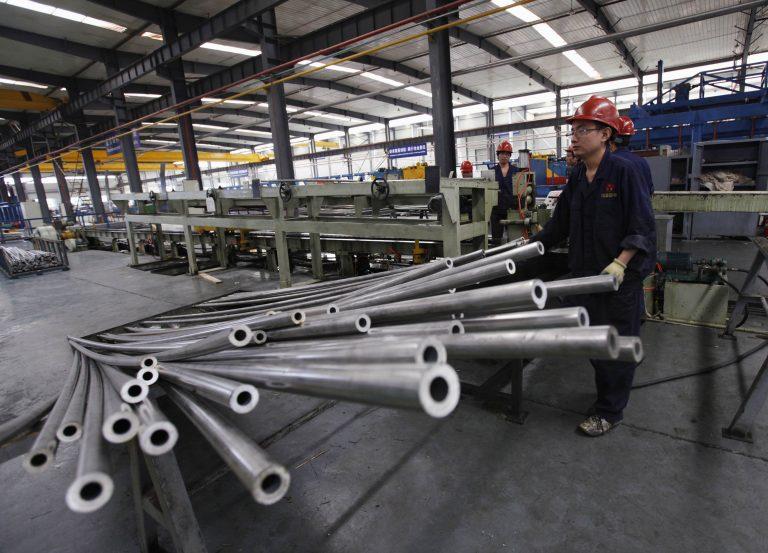 Βιομηχανική ανάπτυξη σε ΗΠΑ και Κίνα – Μείωση στην Ευρώπη | Newsit.gr