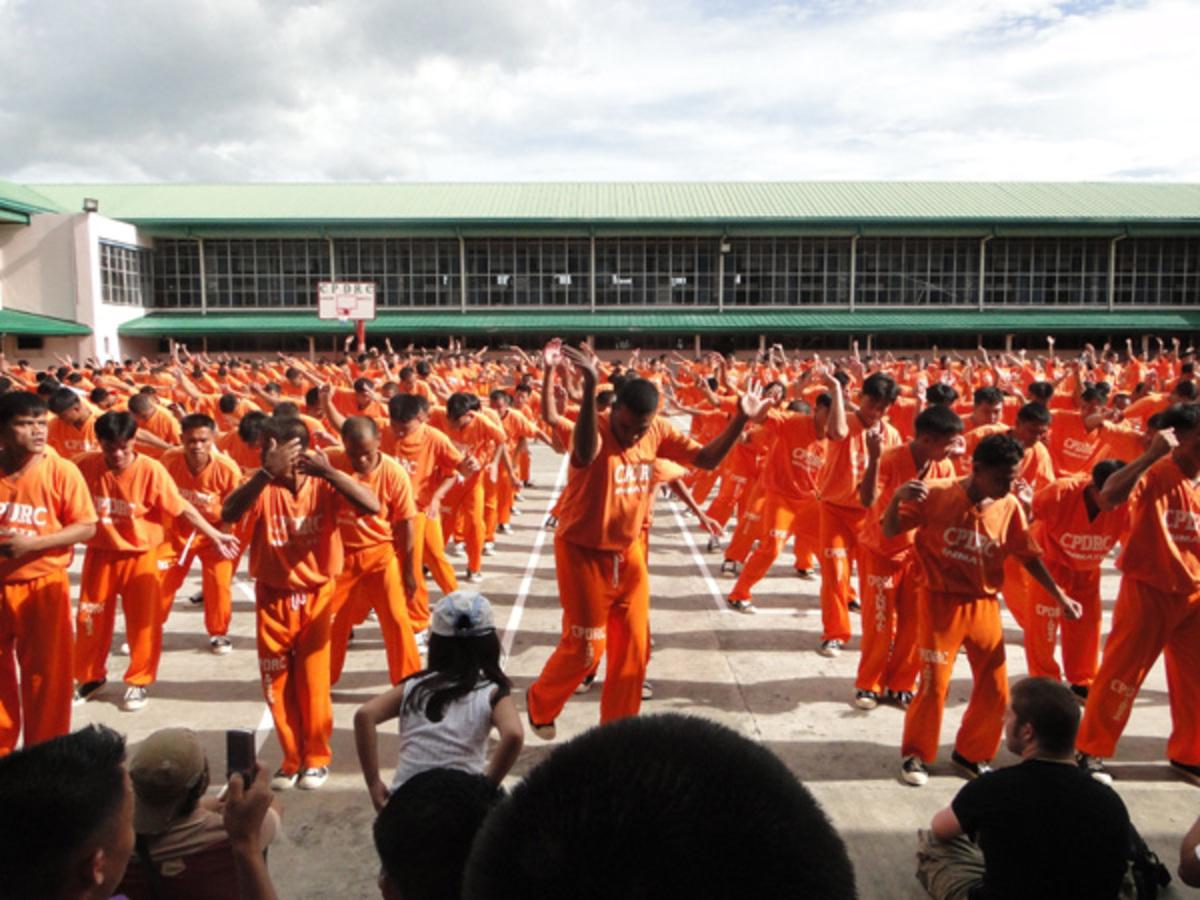 Οι φυλακισμένοι δολοφόνοι χορευτές !   Newsit.gr