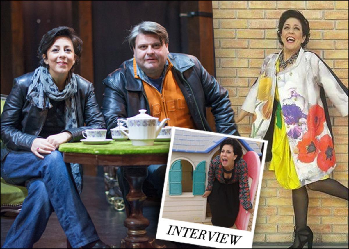 Άνδρη Θεοδότου: Όσα δεν ξέρουμε για τη ζωή της και η φωτογράφιση με τον σύζυγό της! | Newsit.gr
