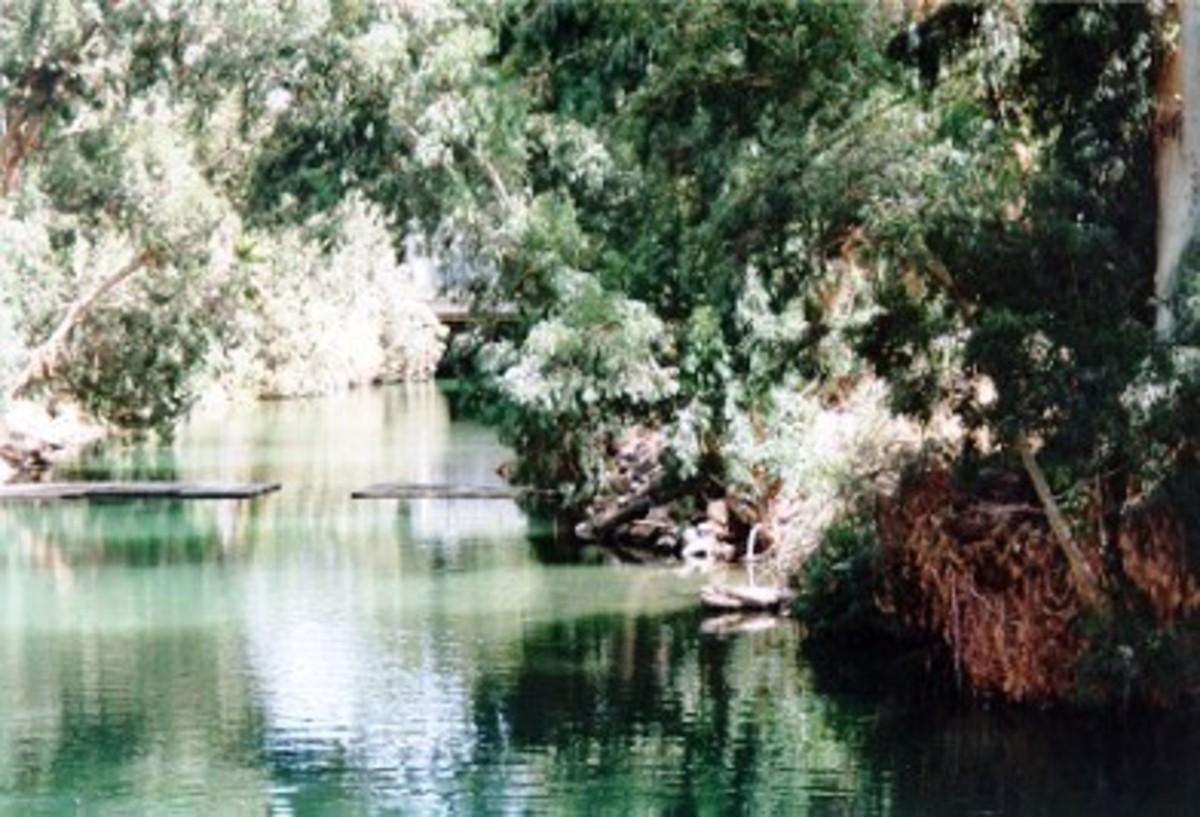 Ο Ιορδάνης ποταμός αργοπεθαίνει… | Newsit.gr