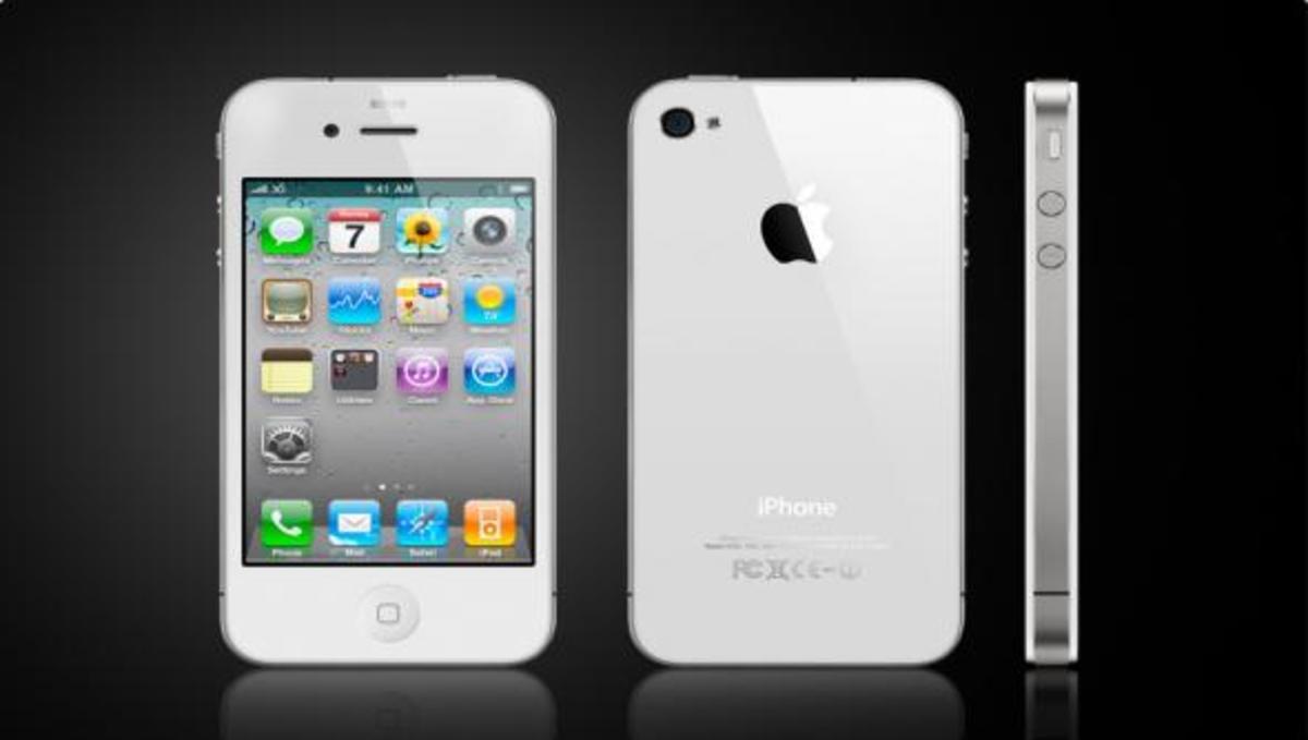 Γιατί δεν έχει κυκλοφορήσει ακόμα το λευκό iPhone 4;   Newsit.gr