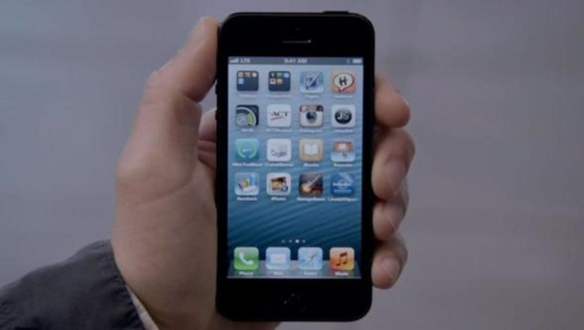 Η Apple μειώνει τις παραγγελίες εξαρτημάτων για τo iPhone 5! | Newsit.gr