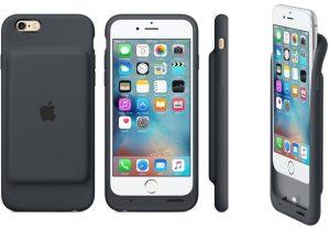 Η Apple κυκλοφόρησε θήκη – μπαταρία για το iPhone 6S!
