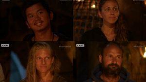 Survivor: Πάνος, Ορέστης, Σάρα και Ελισάβετ – Οι καλύτερες στιγμές των υποψηφίων [vid]