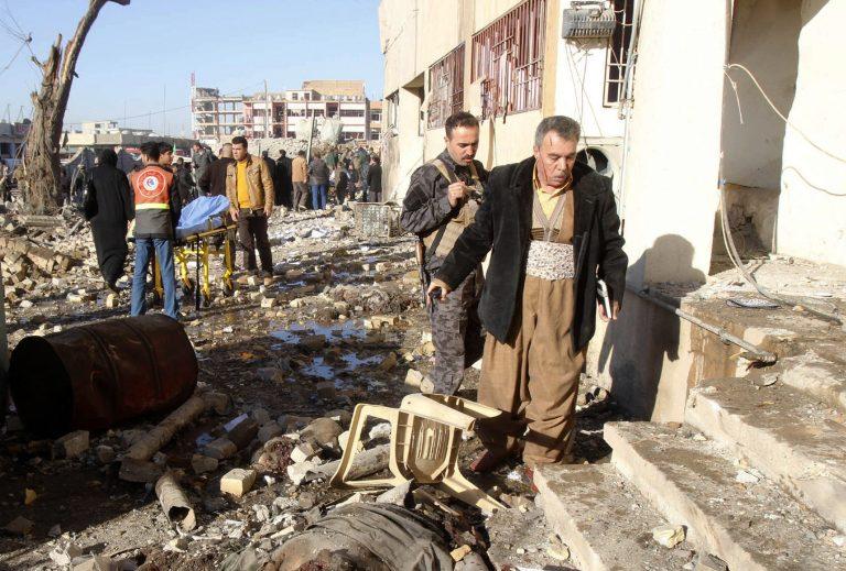 Ιράκ: Νέες φονικές επιθέσεις με 17 νεκρούς και 50 τραυματίες | Newsit.gr