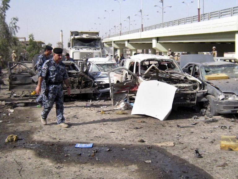 Ιράκ: Τουλάχιστον 25 νεκροί από το νέο κύμα επιθέσεων   Newsit.gr