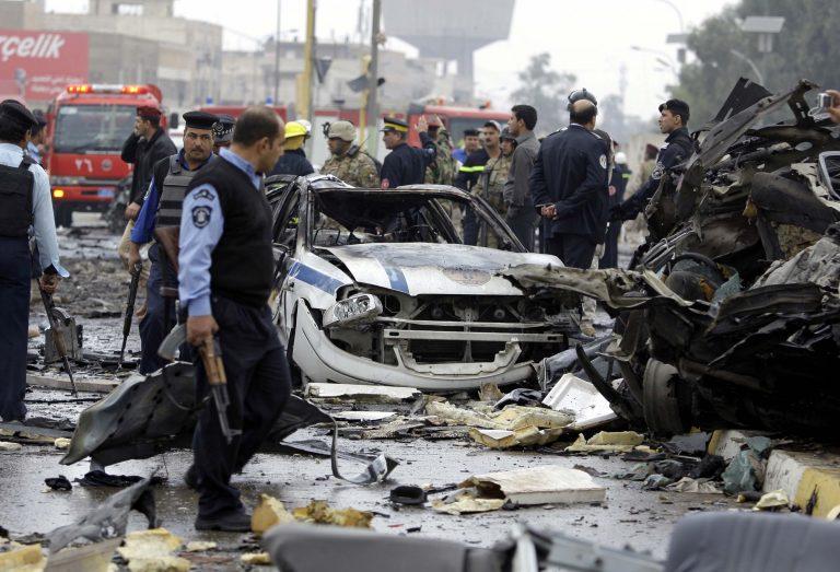 Τέσσερις αστυνομικοί και τέσσερις στρατιώτες νεκροί σε επιθέσεις στο Ιράκ | Newsit.gr