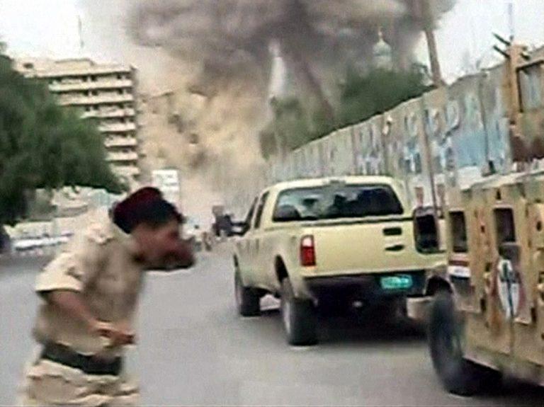Τουλάχιστον 15 νεκροί και 40 τραυματίες σε βομβιστική επίθεση στο Ιράκ | Newsit.gr