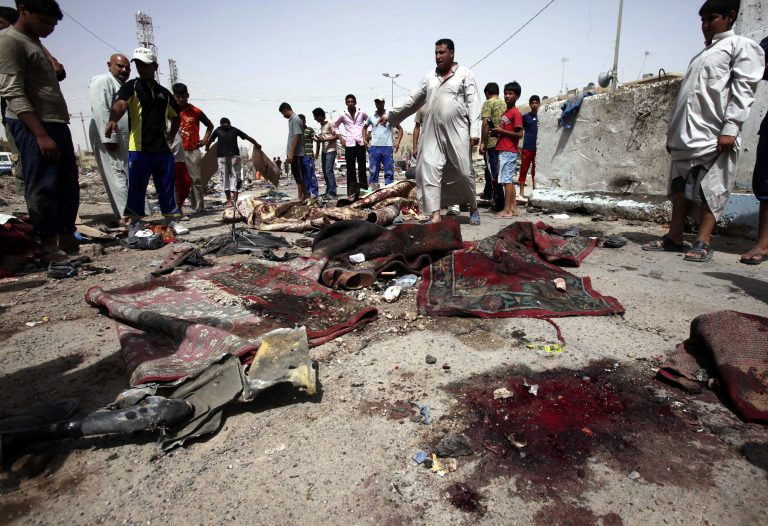 Επίθεση αυτοκτονίας με 7 νεκρούς στο Ιράκ | Newsit.gr