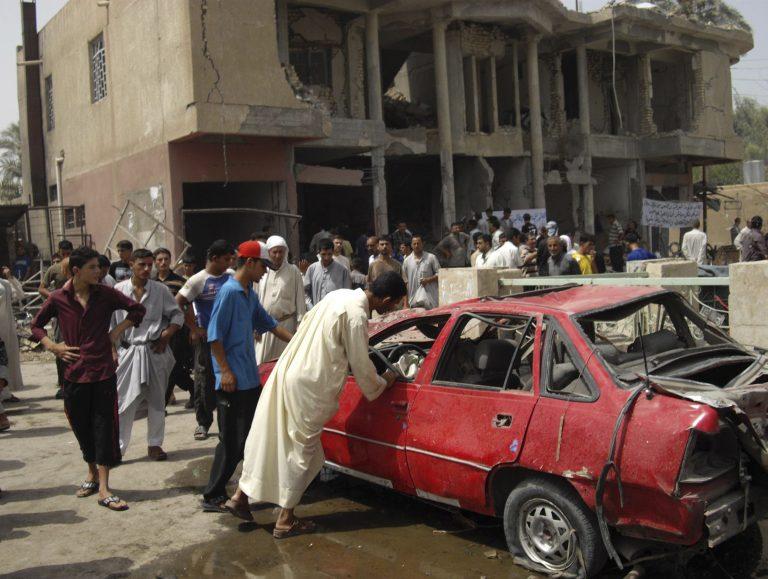 Ιράκ: 17 νεκροί σε βομβιστική επίθεση στο Τικρίτ   Newsit.gr