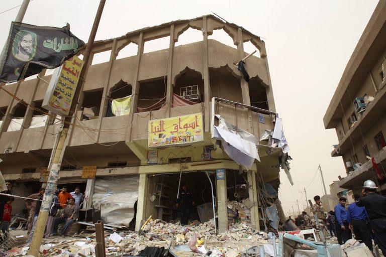Νέα βομβιστική επίθεση στο Ιράκ, 42 νεκροί | Newsit.gr