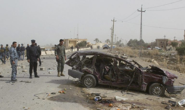 Τέσσερις νεκροί σε δυο βομβιστικές επιθέσεις στο Ιράκ | Newsit.gr