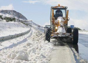 Καιρός: Χαλαζόπτωση στο κέντρο του Ηρακλείου και χιόνι στα ορεινά
