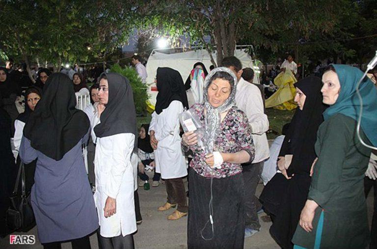 Θρήνος στο Ιράν από δύο ισχυρούς σεισμούς – Στους 250 οι νεκροί – ΒΙΝΤΕΟ | Newsit.gr