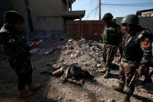 Ιράκ: Οκτώ νεκροί από επίθεση αυτοκτονίας στην Κερμπάλα