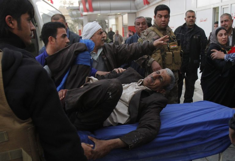 Ο ιρακινός στρατός σκότωσε πέντε διαδηλωτές | Newsit.gr
