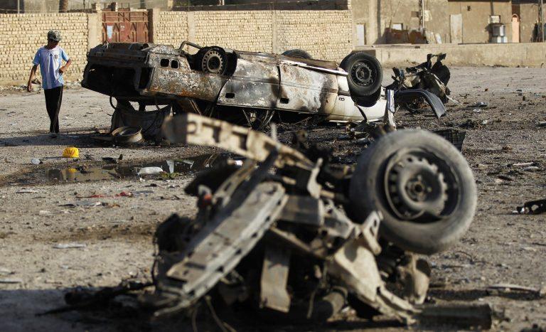 Κύμα επιθέσεων με 45 νεκρούς και 112 τραυματίες στο Ιράκ | Newsit.gr