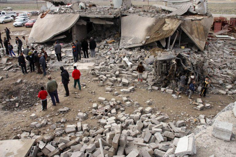 Ιράκ: 22 νεκροί και 83 τραυματίες από βομβιστικές επιθέσεις | Newsit.gr