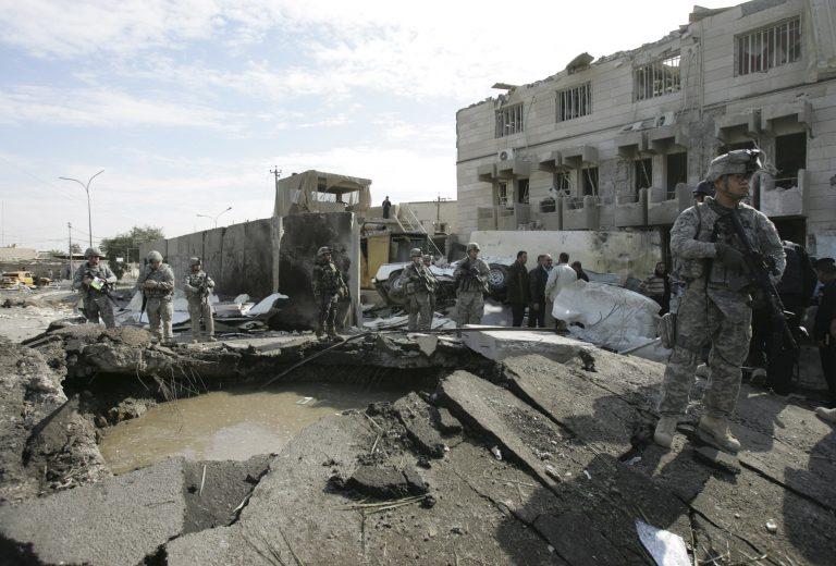 Επίθεση- καμικάζι με 2 νεκρούς | Newsit.gr
