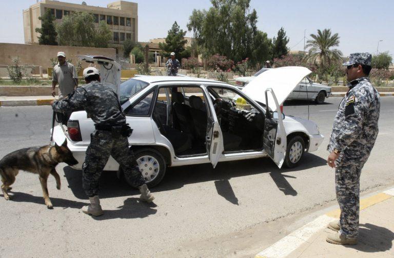 Τέσσερις νεκροί, 17 τραυματίες στο Ιράκ   Newsit.gr