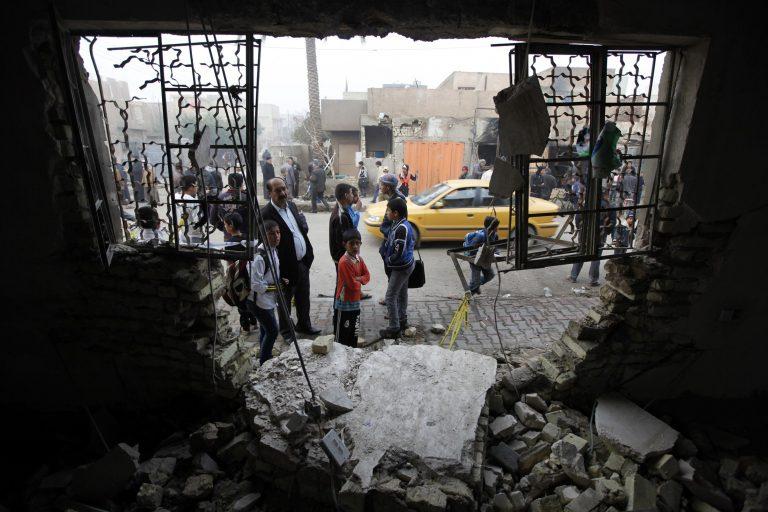 23 νεκροί σε μπαράζ επιθέσεων στο Ιράκ   Newsit.gr