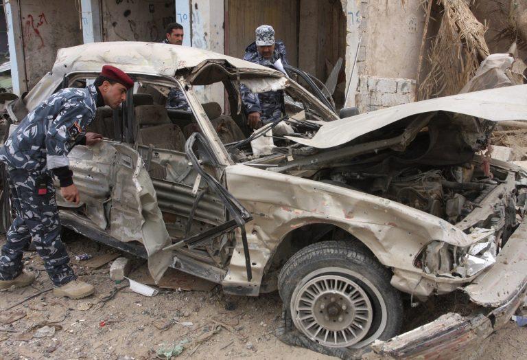 15 νεκροί από εκρήξεις στο Ιράκ | Newsit.gr