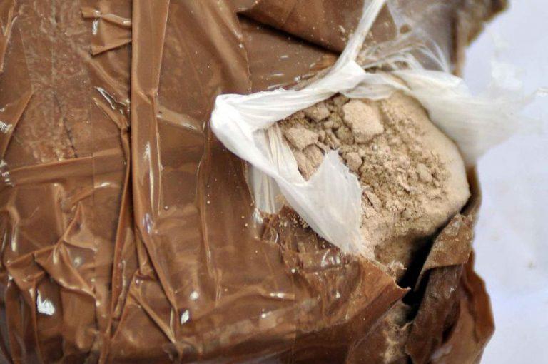 Ηράκλειο: Θα έβγαζε στην «αγορά» μισό κιλό ηρωίνης   Newsit.gr