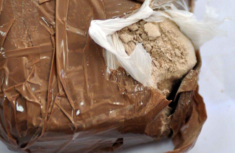 Σέρρες: Είχε πάνω από ένα κιλό ηρωίνης | Newsit.gr