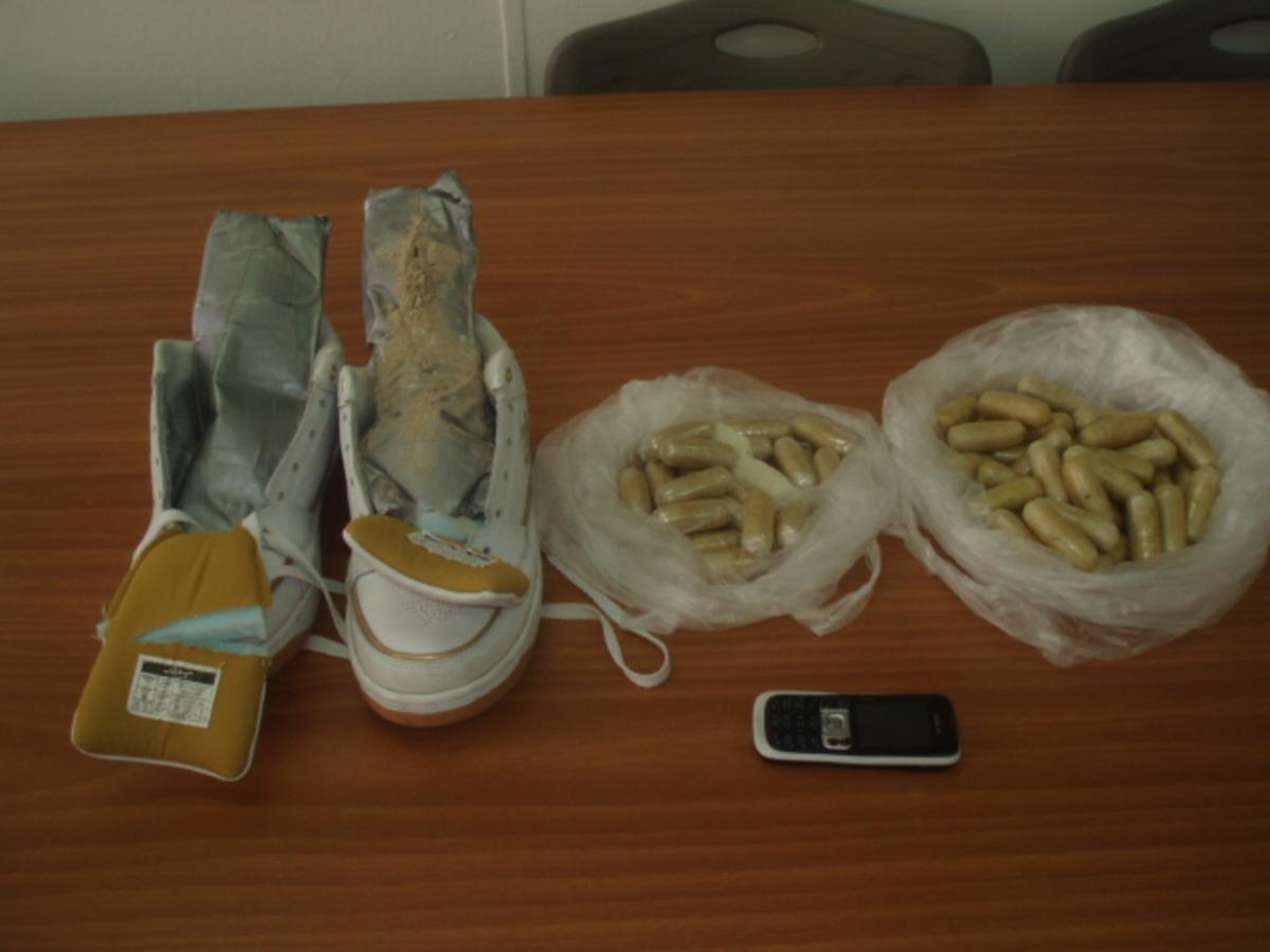 Κατάπιε 36 συσκευασίες με ηρωίνη! | Newsit.gr