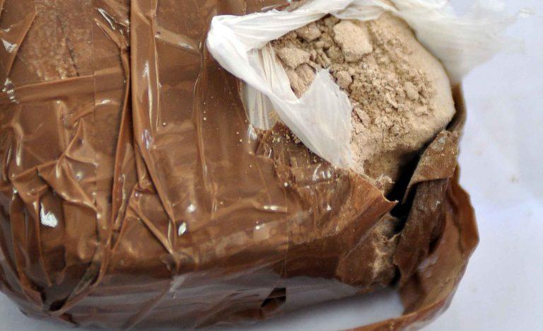 Λαμία: Έκρυβε στο σπίτι του την ηρωίνη   Newsit.gr