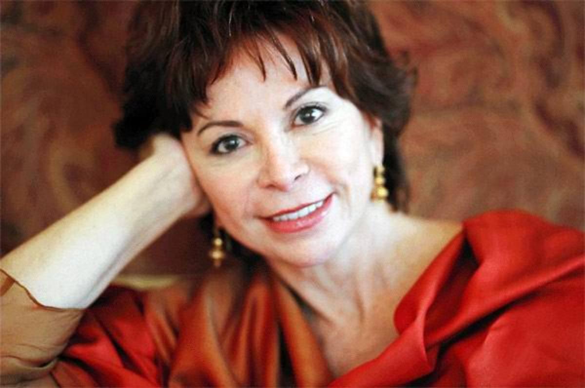 Στην Ίζαμπελ Αλιέντε το βραβείο λογοτεχνίας «Χανς Κρίστιαν Άντερσεν» | Newsit.gr
