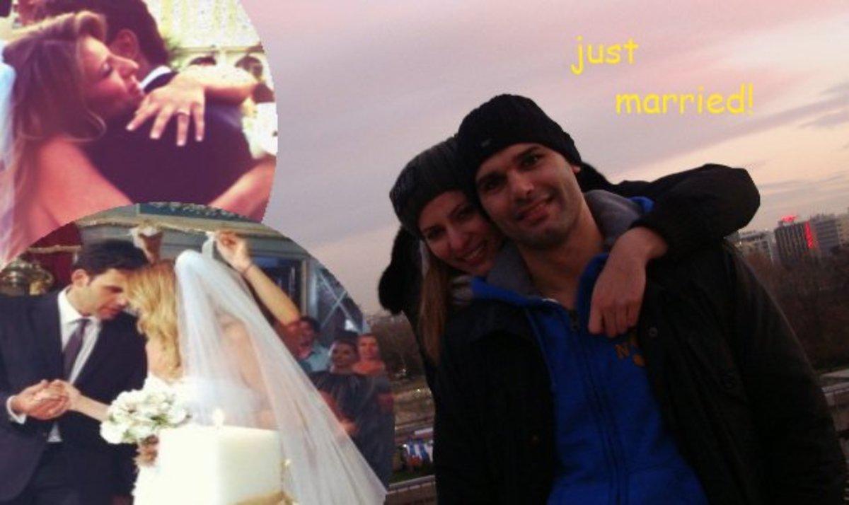 Ι. Κούτση: Ένα μήνα μετά το γάμο της μιλάει στο TLIFE για τα συναισθήματά της και το μωρό που περιμένει! | Newsit.gr